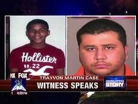 Witness Speaks: Martin Attacked Zimmerman