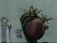 Cheney's Heart Transplant Explained By Taiwanese Animators