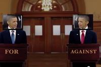 Individual Mandate: Obama v. Obama