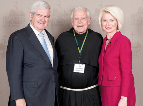 Newt Charging Supporters $50 For Pictures With Him