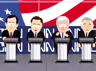 'South Park' Takes On GOP Debates
