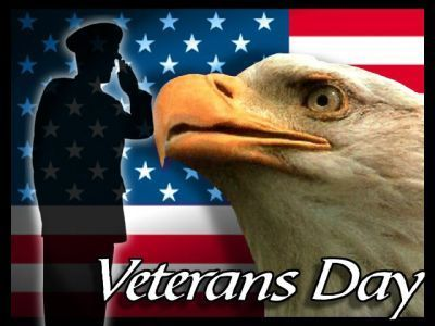 Happy Welcome Home Veterans Day