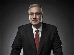 Olbermann Tells Letterman He's A $10 Million Chandelier