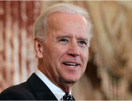 Watch VP Biden's Awkward Moments During Senate Swearing In Ceremony