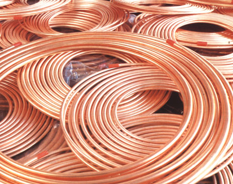 China's Growing Copper Stockpiles