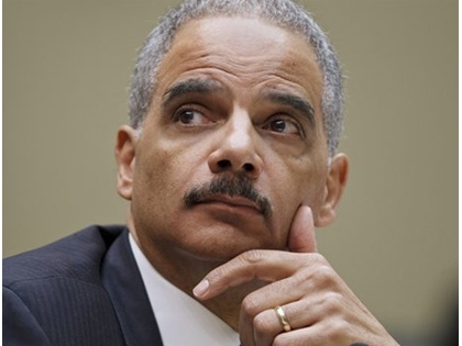 Eric Holder: Obama Decides Who's 'Entitled' to Second Amendment Rights
