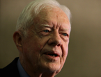 Jimmy Carter Calls On Democrats To Change Abortion Stance
