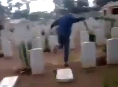 WW2 Graves Desecrated By Libyan Islamists