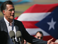 Romney: Time For Puerto Rico To Be 51st State