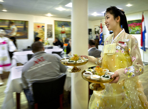 North Korean Restaurant Opens In Amsterdam