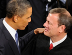 Chief Justice Roberts Gives ObamaCare Bad Day