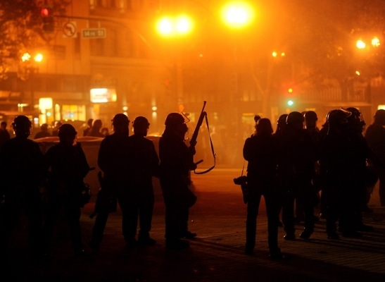 Occupy Oakland Protesters Assault Woman, Charged With Hate Crime