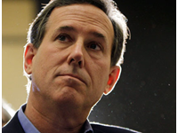 Santorum Looks For Win In Louisiana