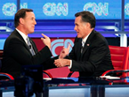 Romney To Santorum: This Campaign Is Not About You, It's About The Country