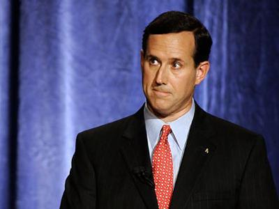 Santorum: Campaign Teleprompters Should Be Illegal