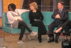 Audience Member Hurls On 'The View'