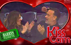 Tom Hanks And Rita Wilson Caught On 'Kiss Cam'