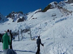 France Avalanche Caught On Tape
