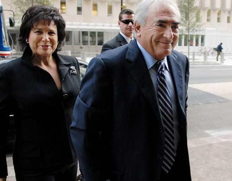 US Civil Case Set To Begin For Strauss-Kahn