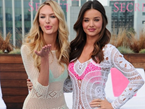 Happy Friday! Victoria's Secret Models Lounge In Bikinis