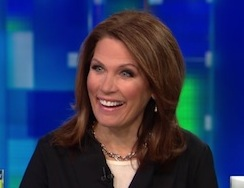 Bachmann Calls Piers Morgan 'Rude'