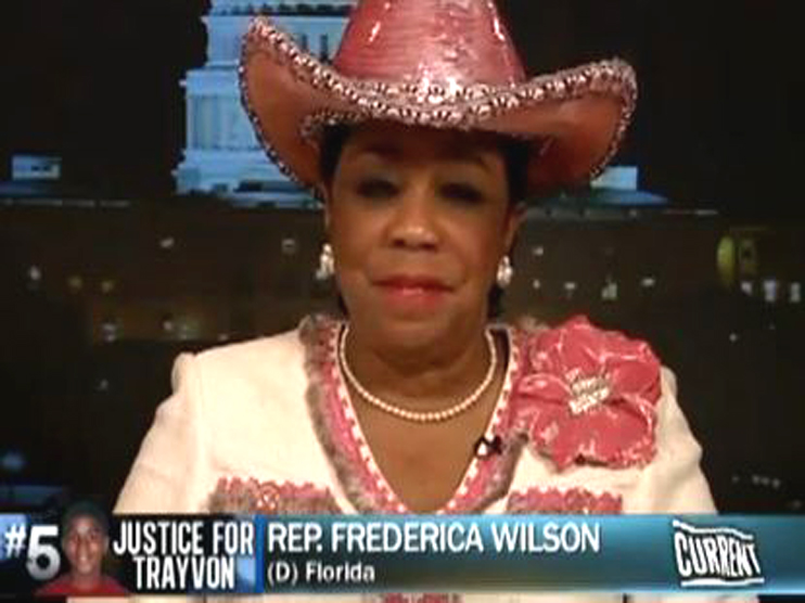 Congresswoman: Police Protecting Zimmerman With Of 'Code Of Silence'