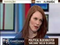 Julianne Moore defends Game Change: 'Everything Was Sourced'