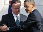 Barack's Bromance British PM Tells How Obamna Tucked Him Into Bed Aboard Air Force One