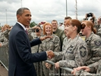 Obama: I'm 'Generally Proud' Of Our Troops