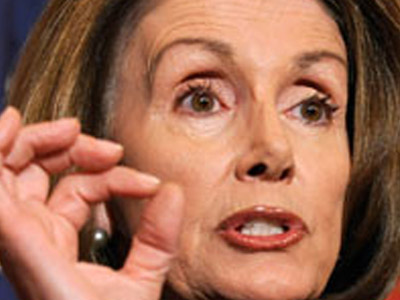 Nancy Pelosi Says We Don't Have A Spending Problem