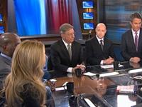 Coulter, Van Jones Debate Healthcare
