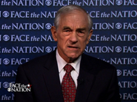Ron Paul: GOP Trying To Out-Militarize President