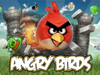 Angry Birds Set For Animated Series, Movie