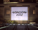 Olympics Test Event Held In London