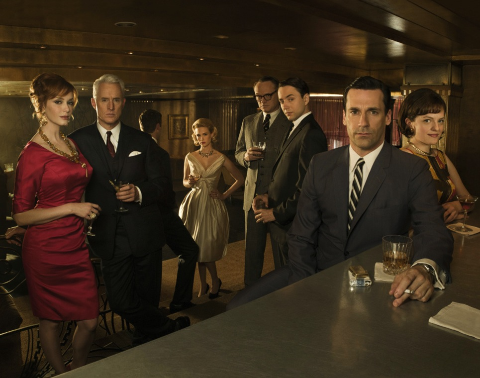 'Mad Men' Slams Romney… GEORGE Romney