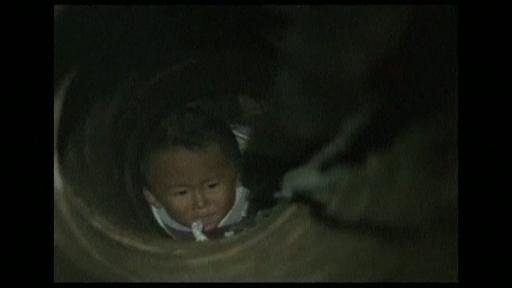 Chinese Boy Rescued From Well