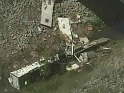 Deadly Motor Home Crash In Kansas