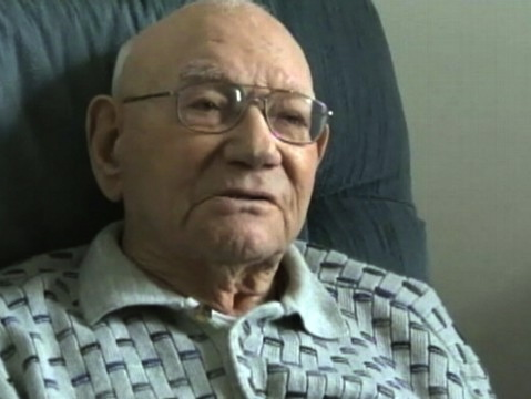 Man, 98, Learns To Read And Write