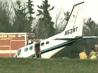 Woman, 80, Lands Plane After Pilot Husband Loses Consciousness