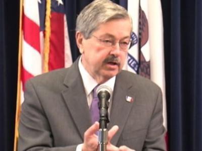 Iowa Gov Seeks Federal Probe On 'Pink Slime'