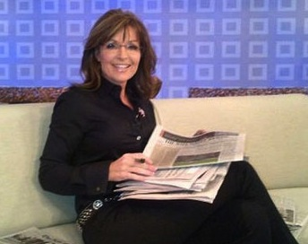 Palin: GOP Ticket Will Be 'Clobbered' By 'Lamestream Media'