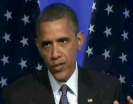 Obama Lectures Journalists: Stop Reporting That Republicans Have Equally Valid Arguments
