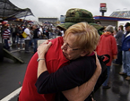 Vietnam Vets Receive Homecoming 43 Years Later