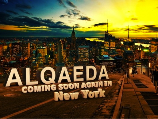 Poster Promises Al-Qaeda To Return To NY