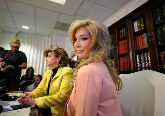 Disqualified Transgender Beauty Queen Teams Up With Gloria Allred