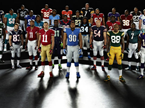 NFL Unveils New Uniforms