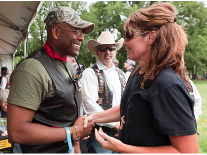 Palin: West For Vice President