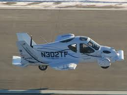 It's Here: The Flying Car