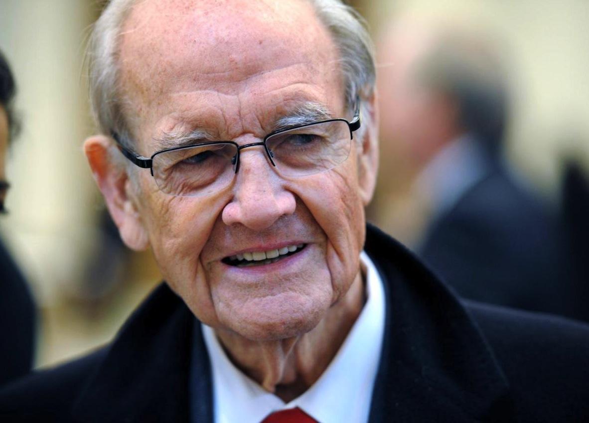 George McGovern Hospitalized
