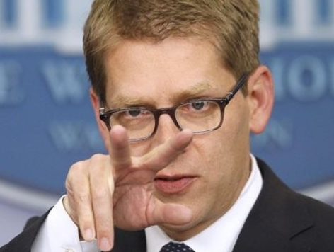 Carney: 'Ridiculous'  That People Misunderstood Obama's SCOTUS Remarks